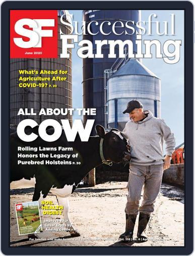 Successful Farming Digital Magazine June 1st, 2020 Issue Cover
