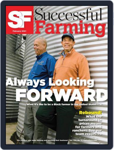 Successful Farming Digital Magazine February 1st, 2021 Issue Cover