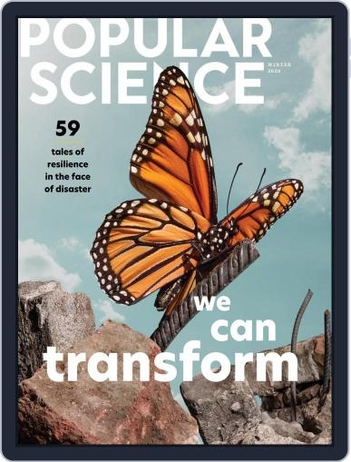 Popular Science Magazine (Digital) November 20th, 2020 Issue Cover