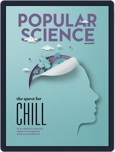 Popular Science Digital Magazine April 7th, 2021 Issue Cover