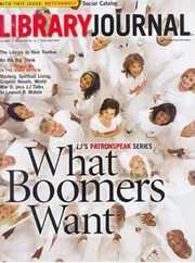 Library Journal Digital Magazine Subscription