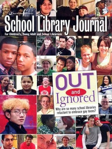 School Library Journal Digital Magazine Cover