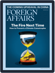 Foreign Affairs Digital Magazine Subscription