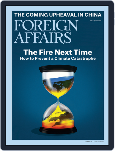Foreign Affairs Digital Magazine Cover
