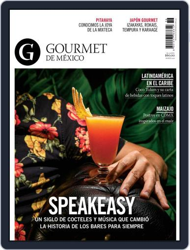 Gourmet de Mexico Magazine (Digital) Cover