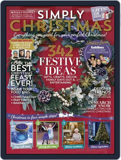 Simply Christmas Digital Back Issue Cover
