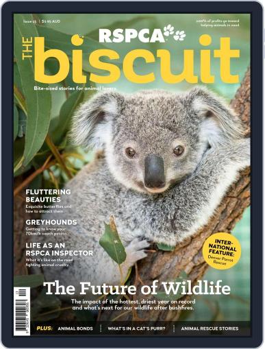 The Biscuit Digital Back Issue Cover