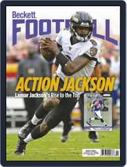 Beckett Football Digital Magazine Subscription