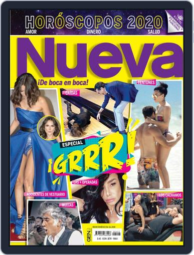 Nueva Digital Back Issue Cover