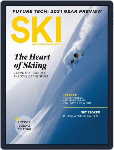 Ski Magazine (Digital) Cover