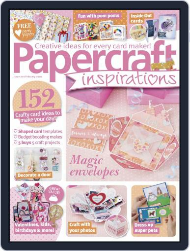 PaperCraft Inspirations (Digital) Cover