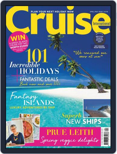 Cruise International Magazine (Digital) Cover