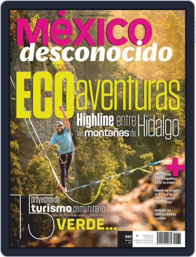 México Desconocido Digital Back Issue Cover