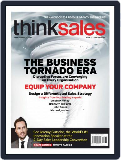 ThinkSales (Digital) Cover