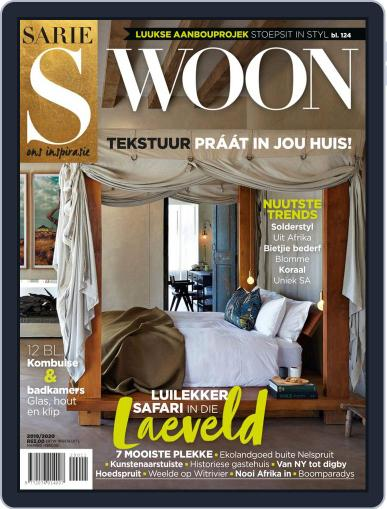 Sarie Woon Digital Back Issue Cover