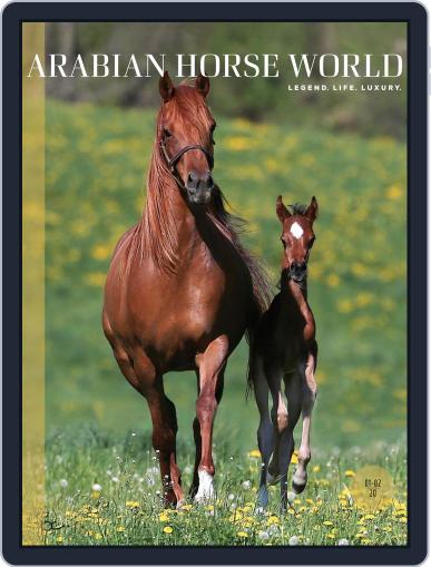 Arabian Horse World Magazine (Digital) Cover