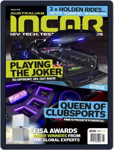 InCar Entertainment Digital Back Issue Cover