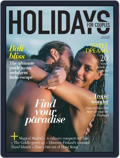 Holidays for Couples Magazine (Digital) Cover