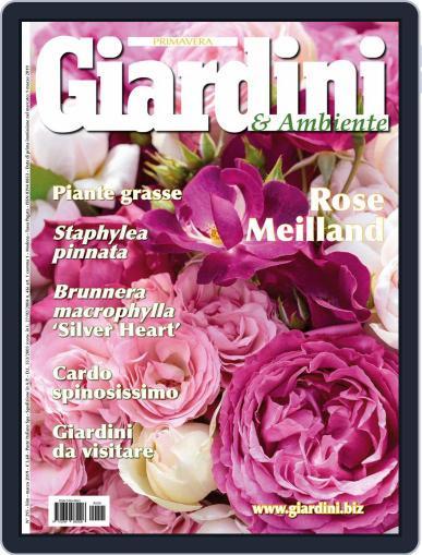 Giardini (Digital) Cover
