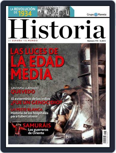 Historia de España y el Mundo Digital Back Issue Cover