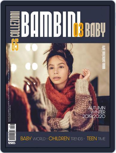 Collezioni Bambini & 03 Baby (Digital) Cover