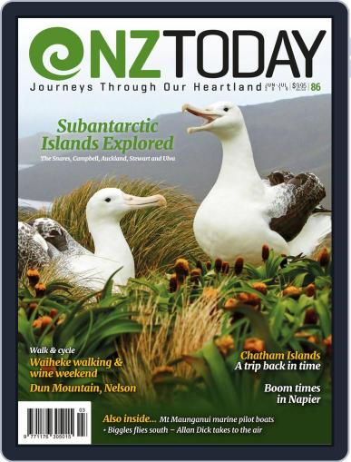 NZ Today Digital Back Issue Cover