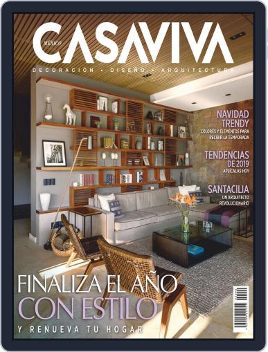 Casaviva México Digital Back Issue Cover