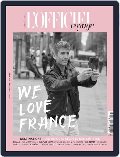 L'Officiel Voyage Magazine (Digital) Cover