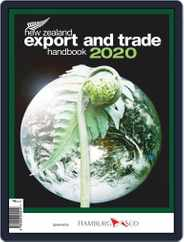Nz Export And Trade Handbook Magazine (Digital) Subscription