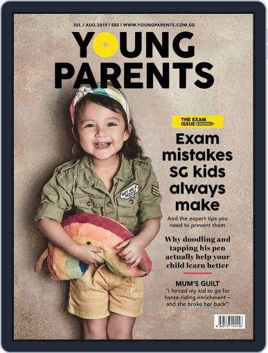 Young Parents Digital Back Issue Cover