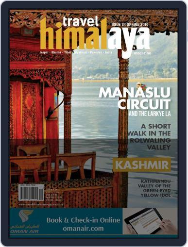 Himalayas Magazine (Digital) Cover