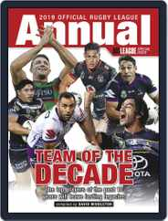 Official Rugby League Annual Magazine (Digital) Subscription