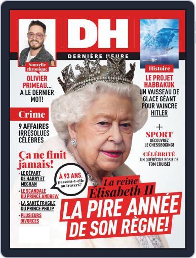 Dernière Heure Magazine (Digital) Cover