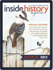 Inside History - Annual Magazine (Digital) Subscription