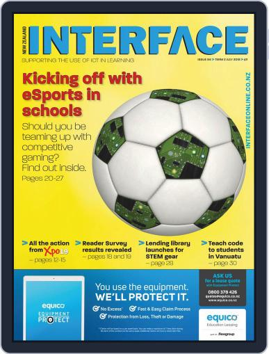 INTERFACE Digital Back Issue Cover