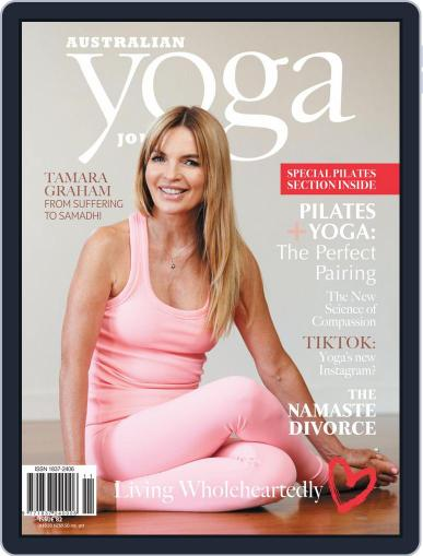 Australian Yoga Journal (Digital) Cover