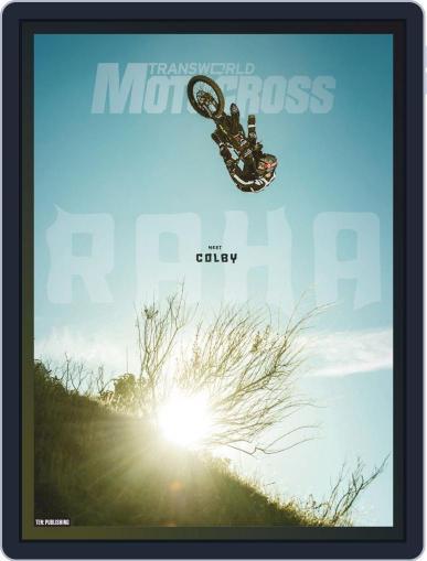 Transworld Motocross Digital Back Issue Cover