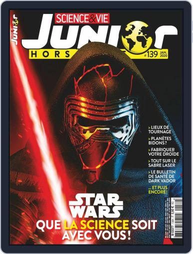 Science & Vie Junior Hors Série Digital Back Issue Cover