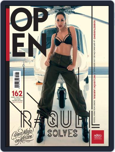 OPEN Mexico Magazine (Digital) Cover
