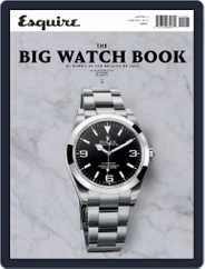 Esquire: The Big Watch Book Magazine (Digital) Subscription