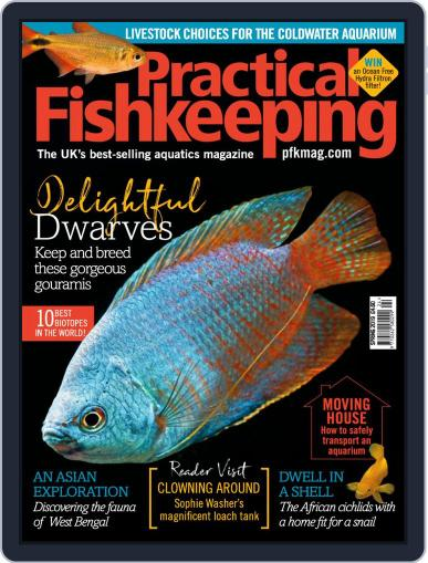 Practical Fishkeeping Digital Back Issue Cover
