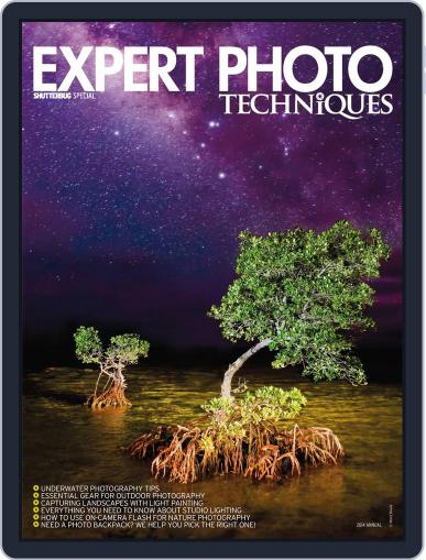 Shutterbug's Expert Photo Techniques September 1st, 2014 Digital Back Issue Cover