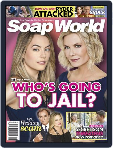 Soap World (Digital) Cover