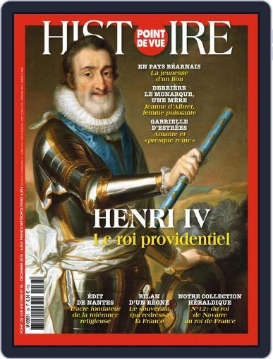 Point de Vue Histoire (Digital) Cover