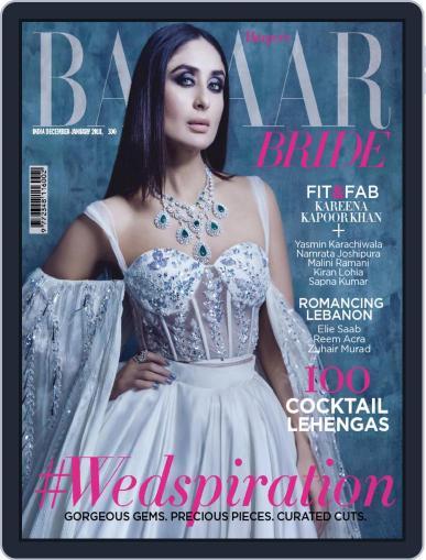 Harper's Bazaar Bride December 1st, 2017 Digital Back Issue Cover
