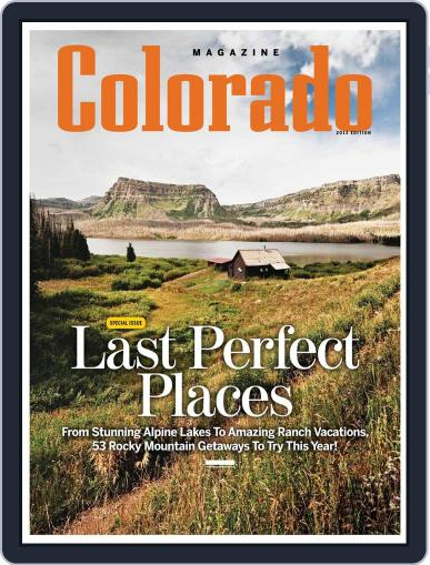 Colorado Digital Back Issue Cover