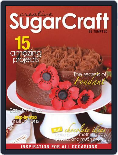 Creative Sugar Craft (Digital) Cover