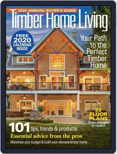 Timber Home Living Digital Back Issue Cover