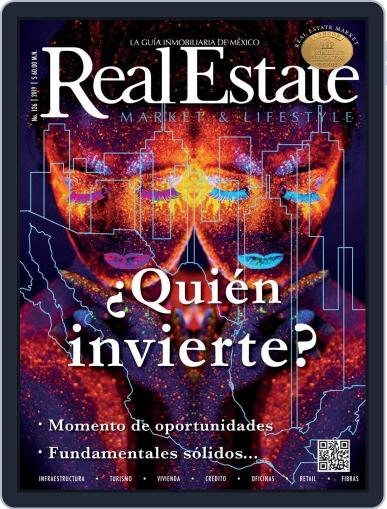 Real Estate Market & Lifestyle Magazine (Digital) Cover
