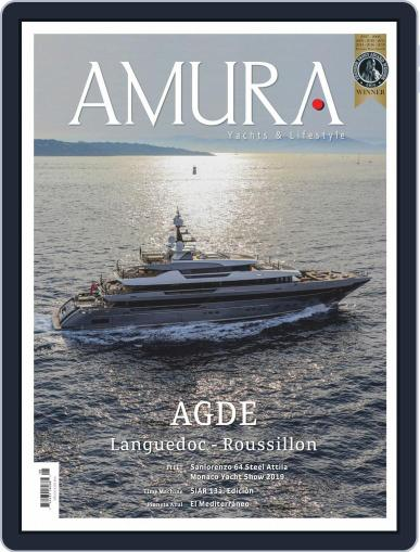 Amura Yachts & Lifestyle Magazine (Digital) Cover